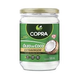 Óleo de Coco Copra Extravirgem 500ml