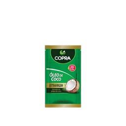 Óleo De Coco Extra Virgem Copra 15ml Sachê