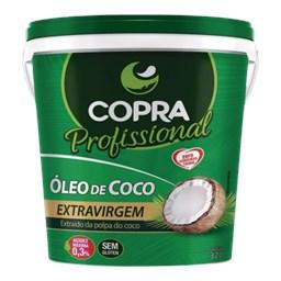 Óleo De Coco Extra Virgem Copra Balde 3,2lt