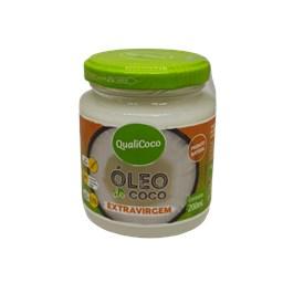Óleo De Coco Extra Virgem Qualicoco 200ml