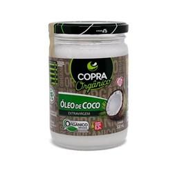 Óleo de Coco Orgânico Extra-Virgem 500ml Copra
