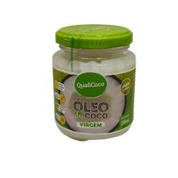 Óleo De Coco Virgem Qualicoco 200ml