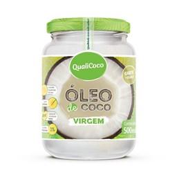 Óleo de Coco Virgem Qualicoco 500ml