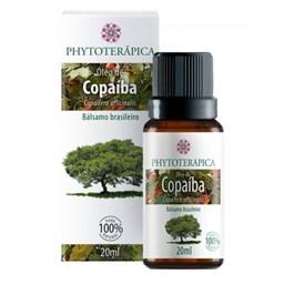 Óleo Vegetal Copaíba 20ml