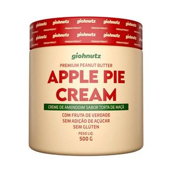 Pasta De Amendoim Apple Pie Cream 500g Giohnutz