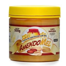 Pasta de Amendoim com Mel Amendomel 500g