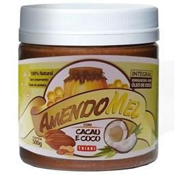 Pasta de Amendoim com Mel Cacau e Coco Thiani 500g