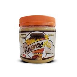 Pasta de Amendoim com Mel Crocante Amendomel 500g