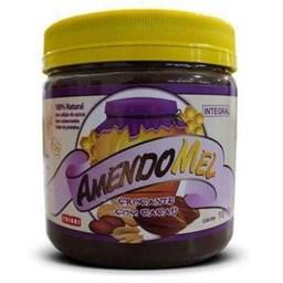 Pasta de Amendoim com Mel Crocante com Cacau Amendomel 1010g