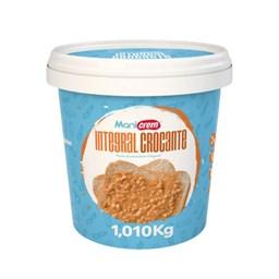 Pasta De Amendoim Integral Crocante 1,010kg Manicrem