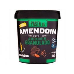 Pasta de Amendoim Integral Granulado Mandubim 450G