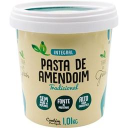 Pasta de Amendoim Integral Terra Dos Grãos 1,01Kg