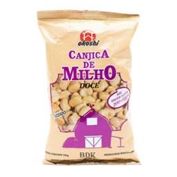 Pipoca Doce Canjica de Milho 50g - Okoshi