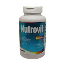 Polivitamínico Nutrovit Genesis 90 Comprimidos