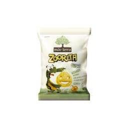 Salgadinho orgânico Mãe Terra sabor Cebola 45g