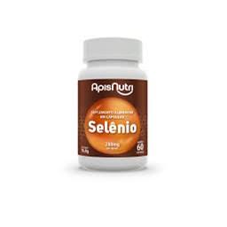 Selênio Apisnutri 60 Cápsulas