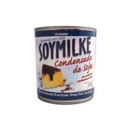 Soymilke Condensado De Soja 330g - Olvebra