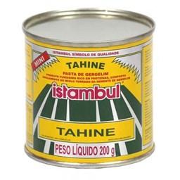 Tahine (Pasta de Gergelim) Istambul 200g