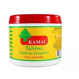 Tahine Pasta de Gergelim Kamal 500g