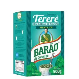 Tereré Menta Ice Barão De Cotegipe 500g