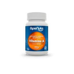 Vitamina A Apisnutri 60 Cápsulas