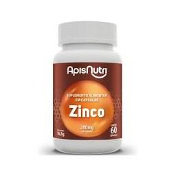 Zinco Apisnutri 60 Cápsulas